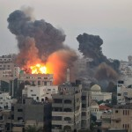 105 Killed In Gaza As Israel Raid Continue