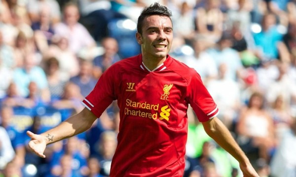 Iago Aspas Joins Sevilla on Loan.