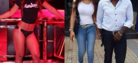 Jim Iyke and Nadia Buari May Be Finally Over As Jim Takes Interest In Se*y Model – Photo