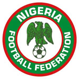 The Nigeria Football Federation Logo.