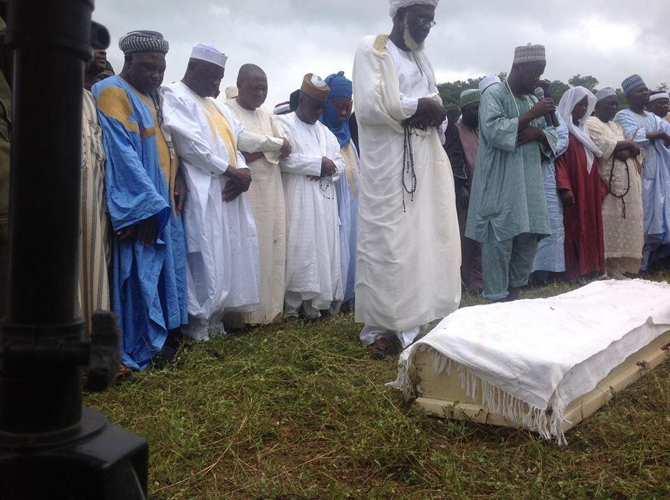 FUNERAL OF LATE PA WADA EJIGA