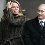 Maria Putin Flees Holland Following MH17 Crash