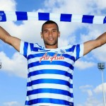 Caulker Completes QPR Move from Cardiff