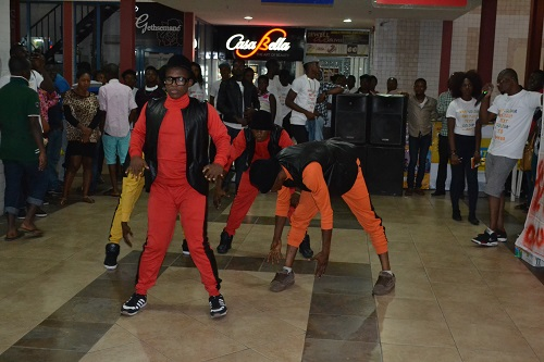 Suru Lere Flash Mob