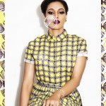 Wizkid's Girlfriend Is Breathtaking In Her First Modelling Campaign – Photos