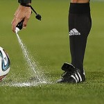 English Premier League Welcome Vanishing Spray Next Season