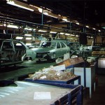 Vehicle Manufacturing Plant