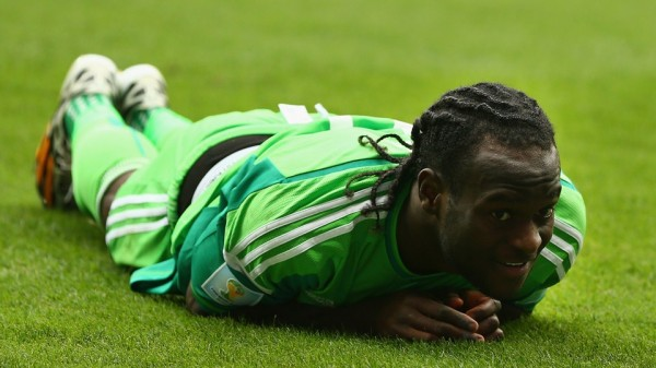 Victor Moses Was a Member of the Super Eagles Squad to the World Cup in Brazil. Image: Getty Image.