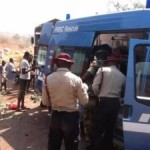 Commuter Bus Crushes Three Kids On Their Way To School In Lagos
