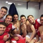 Mikel Arteta has no plans to quit Arsenal