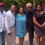 Saidi Balogun, Foluke Daramola & Other Yoruba Movie Stars Excited To Meet Awilo