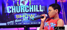 Chidinma Appears In Kenyan Comedy Show