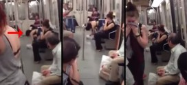 Woman Plucks and Eats Raw Bird on Montreal Metro Bus