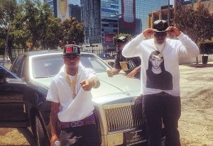 The Beef Boils On As Davido's Elder Brother Adewale and Sina Rambo Join In