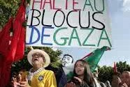 France Defends Ban On Pro-Gaza Protest Following Violence