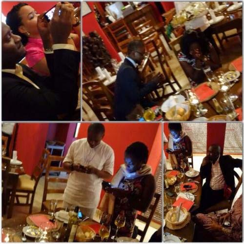 japhet7 Omojuwa Proposes To Girlfriend