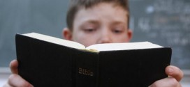 Boy Suspended From School For Reading Bible During Recess