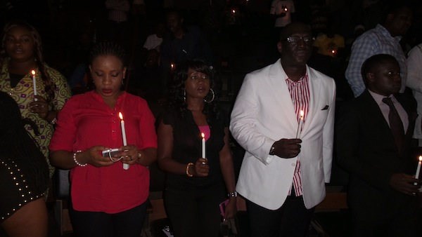kefe2 PHOTOS: Candle Light Held In Memory Of The Late Kefee