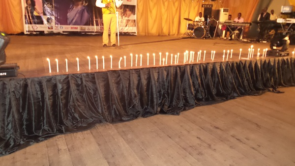 kefe5 PHOTOS: Candle Light Held In Memory Of The Late Kefee