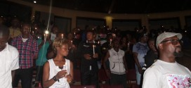 PHOTOS: Candle Light Held In Memory Of The Late Kefee