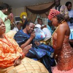 All Photos From King Sunny Ade's Daughter's Wedding