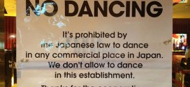 Late-Night Dancing Can Get You Arrested in Japan