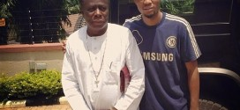 Which Famous Nigerian Footballer Is Related To These Two??