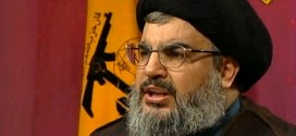 Hezbollah Leader Vows To Help Gaza Crush Israel
