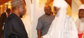 Emir of Kano, Jonathan In Closed Door Meeting