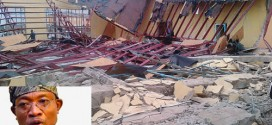 Two Injured As Osun Mega School Building Collapses