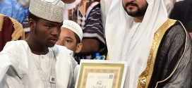 Nigerian Wins Dubai International Holy Quran Award