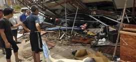 Typhoon Kills 18 In Southern China