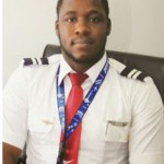 Meet Nigeria's youngest pilot – he's only 19!