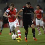 Wenger stunned by Ramsey red