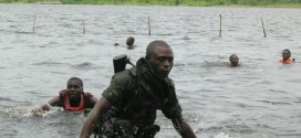 Insecurity: Amphibious School Graduates 45 Nigerian Soldiers On Maritime Warfare