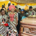 Anambra Pays Last Respect To Late Dora Akunyili (Photos)