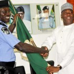 IGP Suleiman Abba Takes Over From Abubakar
