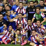 Atletico Beat Neighbours Real to Win Spanish Super Cup