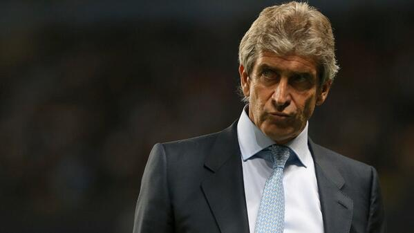 Manuel Pellegrini is Happy Jovetic is Leaving His Mark on His Selection Modalities Early Into the New EPL Season.