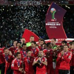 Bayern Munich Won the 2013 Edition of the Fifa Club World Cup in Morocco.
