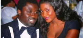 Mercy Johnson's loving message to her husband on their wedding anniversary
