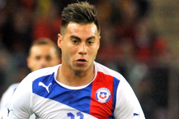 Chilean Eduardo Vargas Becomes Harry Redknapp's Sixth Signing of the Summer. Image: Harold Cunningham/Getty Images)