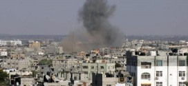 Violence Resumes In Gaza After Truce