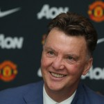 Van Gaal Eyes Premier League Top-Four Finish This Season