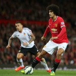 Fellaini Set for Scan as United Sweat on Four Midfielders