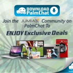 JUMIA stores on Palmchat