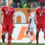 Schweinsteiger Set to Miss Bayern's 2014/15 Season Opener Against Wolfsburg Through Injury.