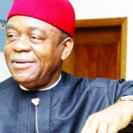 Gov Orji Wants Army Encouraged In Fight Against Terrorism