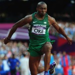 Glasgow 2014: Tosin Oke Qualifies First for Saturday's Triple Jump Final