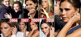 Victoria Beckham Has Owned A Total Of 13 Engagement Rings Worth £4million In 15 Years of Marriage!